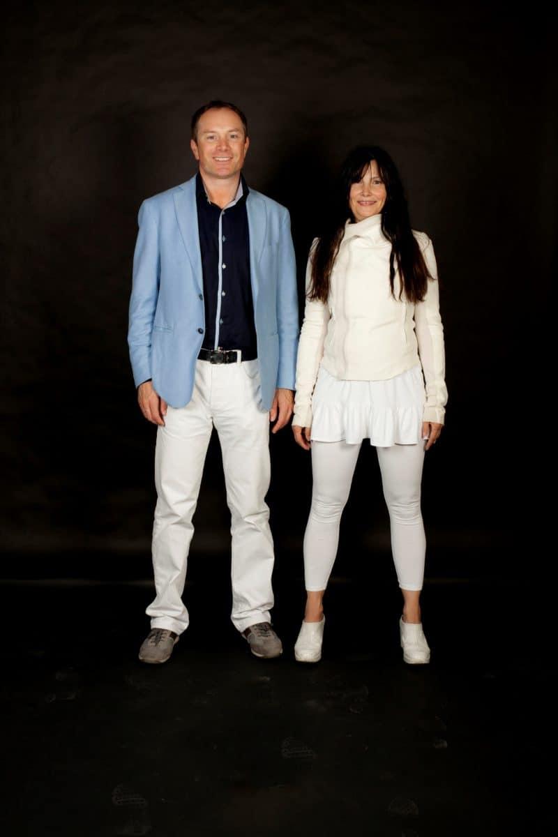 Irmin und Benedict Rodenstock